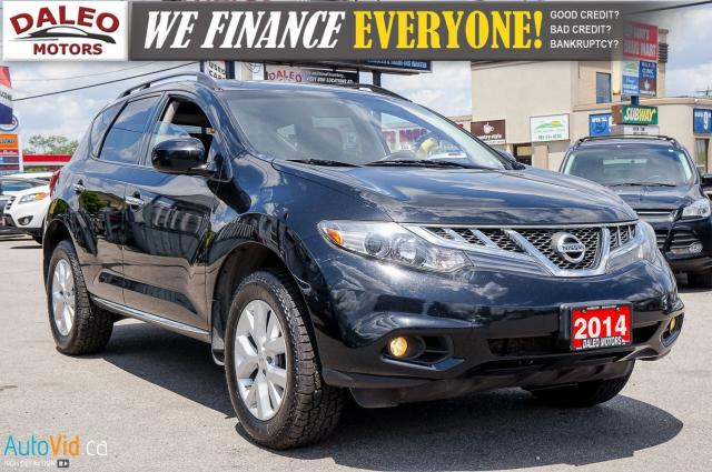 2014 Nissan Murano SV | AWD | V6 | WE FINANCE!