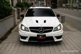 Used 2014 Mercedes-Benz C63 AMG 507 Edition 4 Door for sale in Vancouver, BC