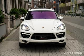 Used 2012 Porsche Cayenne Turbo (Tiptronic) for sale in Vancouver, BC