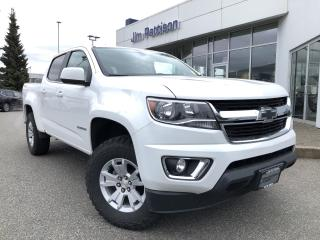 Used 2016 Chevrolet Colorado LT 1-Owner, Local, Zero Accidents for sale in North Vancouver, BC