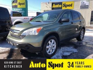 Used 2009 Honda CR-V EX/LOW, LOW KMS for sale in Kitchener, ON