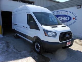Used 2018 Ford Transit HI ROOF|BACK UP CAM|Sliding Pass-Side Cargo Door for sale in Kitchener, ON