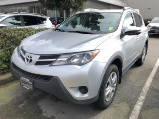 Used 2014 Toyota RAV4 LE for sale in North Vancouver, BC