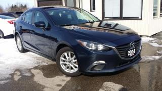 Used 2014 Mazda MAZDA3 i Touring AT 4-Door for sale in Kitchener, ON