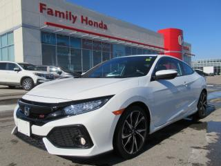 Used 2017 Honda Civic Si, SUCH LOW KMS!! for sale in Brampton, ON