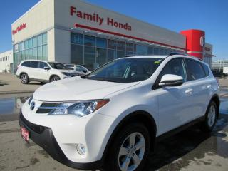 Used 2013 Toyota RAV4 XLE, FREE WINTER TIRES AND RIMS! for sale in Brampton, ON