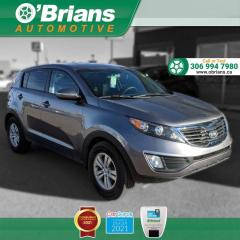 Used 2012 Kia Sportage LX w/Heated Seats, Cruise Control, Air Conditioning for sale in Saskatoon, SK