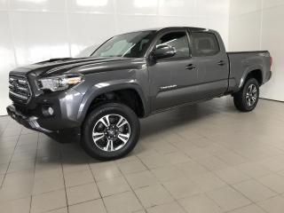 Used 2017 Toyota Tacoma TRD Sport Double Cab V6 4X4 for sale in Montréal, QC