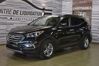 Used 2018 Hyundai Santa Fe Sport SE 2.4L AWD CUIR+TOIT+MAGS for sale in Laval, QC