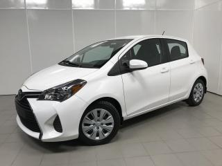 Used 2017 Toyota Yaris LE, Hayon, Automatique, A/C for sale in Montréal, QC