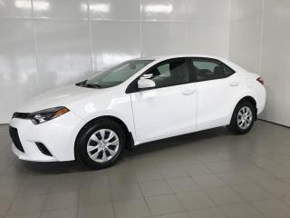 Used 2014 Toyota Corolla CE, Automatique, A/C, AUX/USB for sale in Montréal, QC
