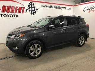 Used 2015 Toyota RAV4 Xle, Awd, T.ouvrant for sale in St-Hubert, QC