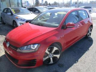 Used 2015 Volkswagen Golf GTI GTI CUIR,MAGS,TOIT for sale in Blainville, QC