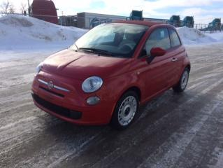 Used 2012 Fiat 500 Décapotable 2 portes Pop for sale in Quebec, QC