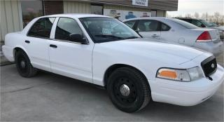 Used 2011 Ford Police Interceptor Utility WT for sale in Brunkild, MB