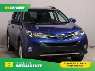 Used 2014 Toyota RAV4 XLE AWD TOIT MAGS for sale in St-Léonard, QC