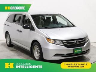Used 2014 Honda Odyssey SE A/C GR ELECT for sale in St-Léonard, QC