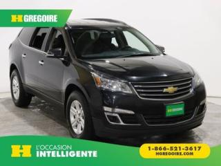 Used 2014 Chevrolet Traverse 1LT FWD 7 PASSAGERS for sale in St-Léonard, QC