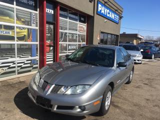 Used 2004 Pontiac Sunfire SL for sale in Kitchener, ON