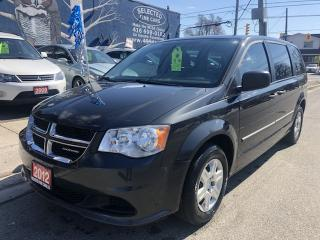 Used 2012 Dodge Grand Caravan SE for sale in Toronto, ON