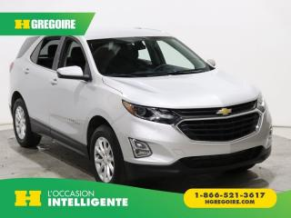 Used 2018 Chevrolet Equinox LT A/C GR ELECT for sale in St-Léonard, QC
