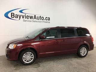Used 2018 Dodge Grand Caravan CVP/SXT - 3 ZONE CLIMATE! DVD! NAV! U-CONNECT! PWR LIFTGATE! + MORE! for sale in Belleville, ON