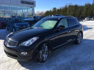 Used 2015 Infiniti QX50 Awd Journey Tech for sale in St-Raymond, QC