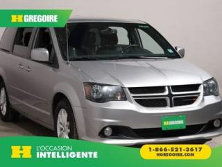 Used 2017 Dodge Grand Caravan GT STOW&GO DVD CUIR for sale in St-Léonard, QC