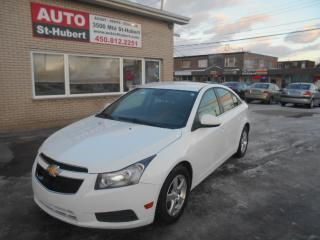 Used 2012 Chevrolet Cruze LT for sale in St-Hubert, QC