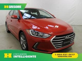 Used 2018 Hyundai Elantra GL for sale in St-Léonard, QC