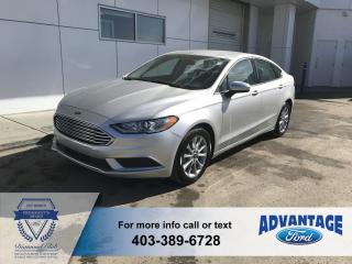 Used 2017 Ford Fusion S for sale in Calgary, AB