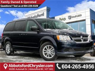 Used 2017 Dodge Grand Caravan CVP/SXT Locally Driven - Accident Free for sale in Abbotsford, BC