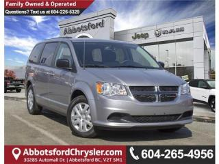 Used 2017 Dodge Grand Caravan CVP/SXT New Demo w/ Less Than 1000 kms for sale in Abbotsford, BC