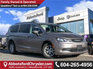 Used 2017 Chrysler Pacifica Touring Accident Free - Low Mileage for sale in Abbotsford, BC