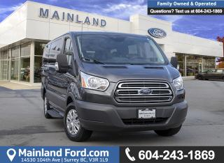 Used 2017 Ford Transit T-150 XLT ACCIDENT FREE, LOCALLY DRIVEN, EX-RENTAL for sale in Surrey, BC