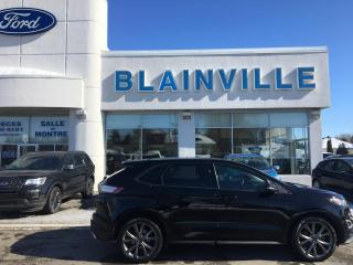 Used 2016 Ford Edge SPORT for sale in Blainville, QC