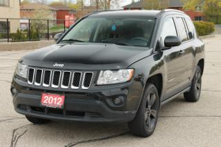 Used 2012 Jeep Compass Sport/North 4x4 | AC | CERTIFIED for sale in Waterloo, ON