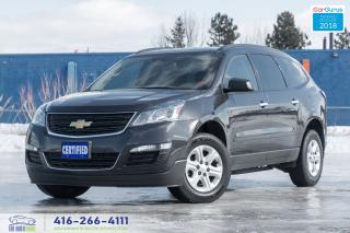 Used 2015 Chevrolet Traverse 7Seat No Accidents Certified Warranty Serviced for sale in Bolton, ON