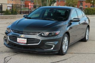 Used 2016 Chevrolet Malibu 1LT Leather | Bluetooth | Bck-Up Camera | CERTIFIED for sale in Waterloo, ON