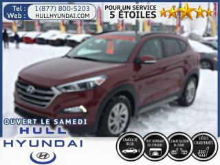 Used 2018 Hyundai Tucson Se 2.0l, 4x4, Cuir for sale in Gatineau, QC