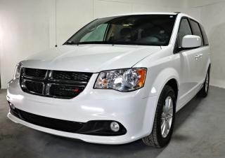 Used 2018 Dodge Grand Caravan SXT PREMIUM *DVD*GPS*PORTES ÉLEC* for sale in Brossard, QC