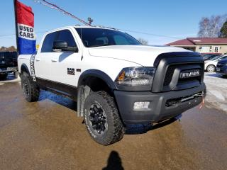 Used 2017 RAM 2500 Power Wagon for sale in Kemptville, ON