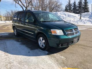 Used 2009 Dodge Grand Caravan SE Alloys / StowN'Go! Nice Tires! Remote Start! for sale in Winnipeg, MB