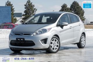 Used 2012 Ford Fiesta 5DR POWER GROUP AUTO CERTIFIED SERVICED 8 TIRES for sale in Bolton, ON