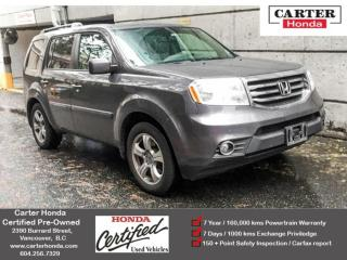 Used 2015 Honda Pilot EX-L for sale in Vancouver, BC