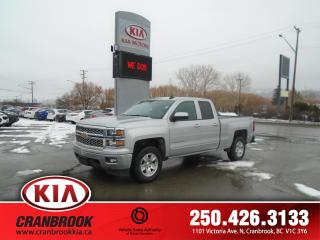Used 2015 Chevrolet Silverado 1500 1LT for sale in Cranbrook, BC