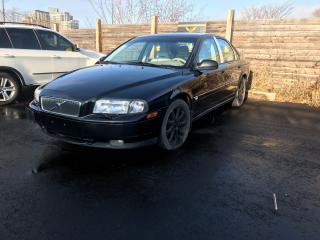 Used 2003 Volvo S80 T6 for sale in Brampton, ON
