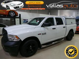 Used 2016 RAM 1500 CREW CAB| 4X4| ECODIESEL for sale in Vaughan, ON
