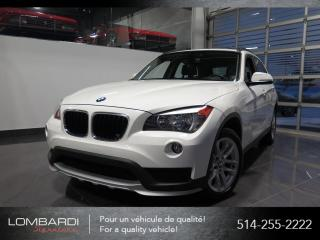Used 2015 BMW X1 xDRIVE|28i|TOIT PANO|BLUETOOTH| for sale in Montréal, QC
