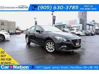 Used 2016 Mazda MAZDA3 GS | BLUETOOTH | REAR CAM | NAV for sale in Hamilton, ON